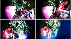 Ngintip Anak SMP Mesum Di Kebun Bambu
