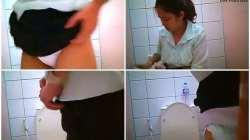 Ngintip Anak SMP Thailand Di WC