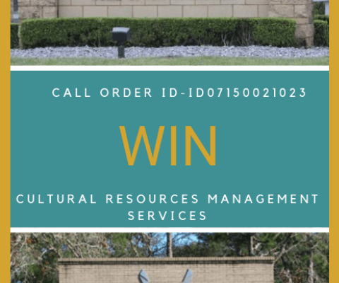 Eglin & Tyndall AFB Cultural Resource Management Services – WIN