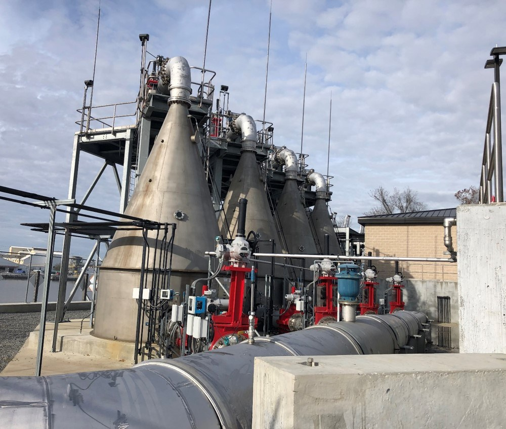 LG2ES Primes Dissolved Oxygen Project for Savannah Harbor Expansion Project (SHEP)