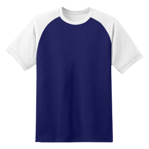 Admiral Two Tone T-shirt - Navy / White