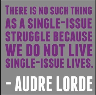 Audrey Lorde Quote