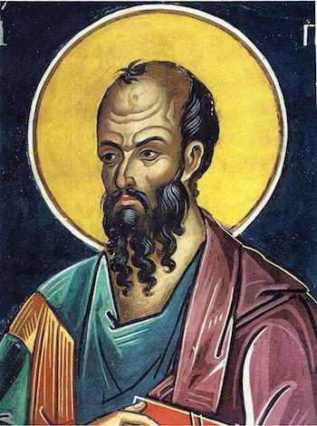 St. Paul, the author of the book of Romans