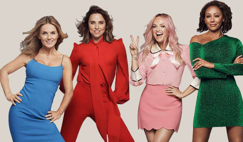 The Spice Girls