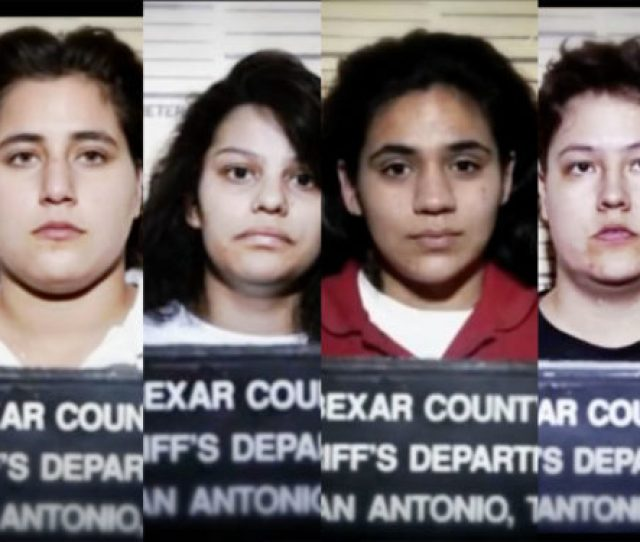 Texas Justice Four Latina Lesbians Finally Exonerated  Years Late