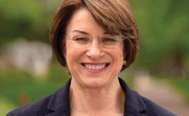 Sen Amy Klobuchar Joins The Crowded Democratic