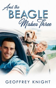 Book Cover: And the Beagle Makes Three