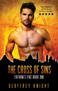 Book Cover: The Cross of Sins: Fathom's Five Book One