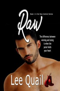 Book Cover: Raw (#1 in the Raw Instinct Series)