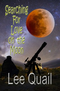 Book Cover: Searching For Love on the Moon