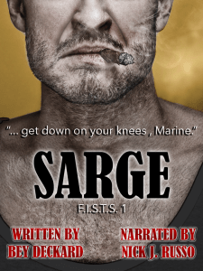 Book Cover: Sarge