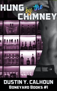 Book Cover: Hung by the Chimney: A Boneyard Christmas