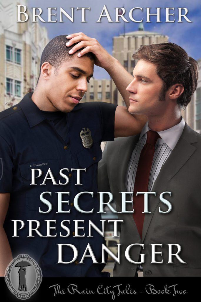 Book Cover: Past Secrets Present Danger