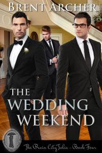 Book Cover: The Wedding Weekend