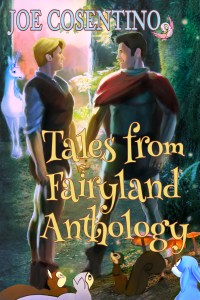 Book Cover: Tales from Fairyland Anthology