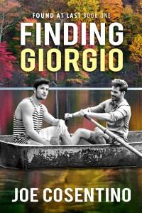 Book Cover: Finding Giorgio