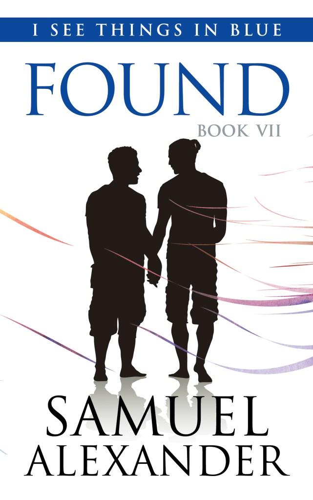 Book Cover: Found