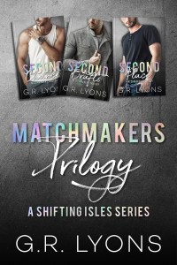 Book Cover: Matchmakers