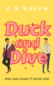 Book Cover: Duck and Dive