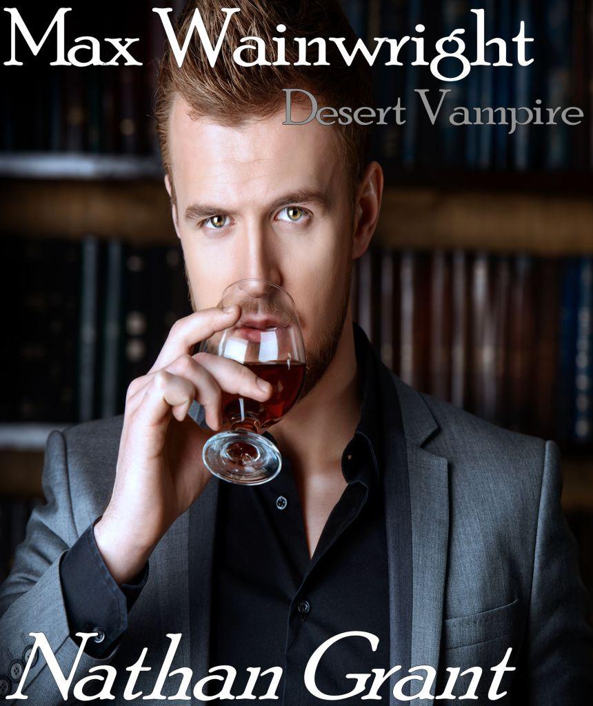 Book Cover: Max Wainwright