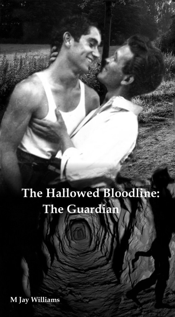 Book Cover: The Hallowed Bloodline: The Guardian