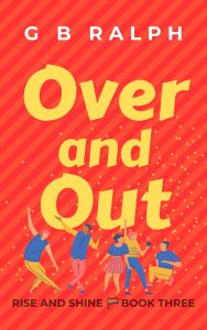 Book Cover: Over and Out