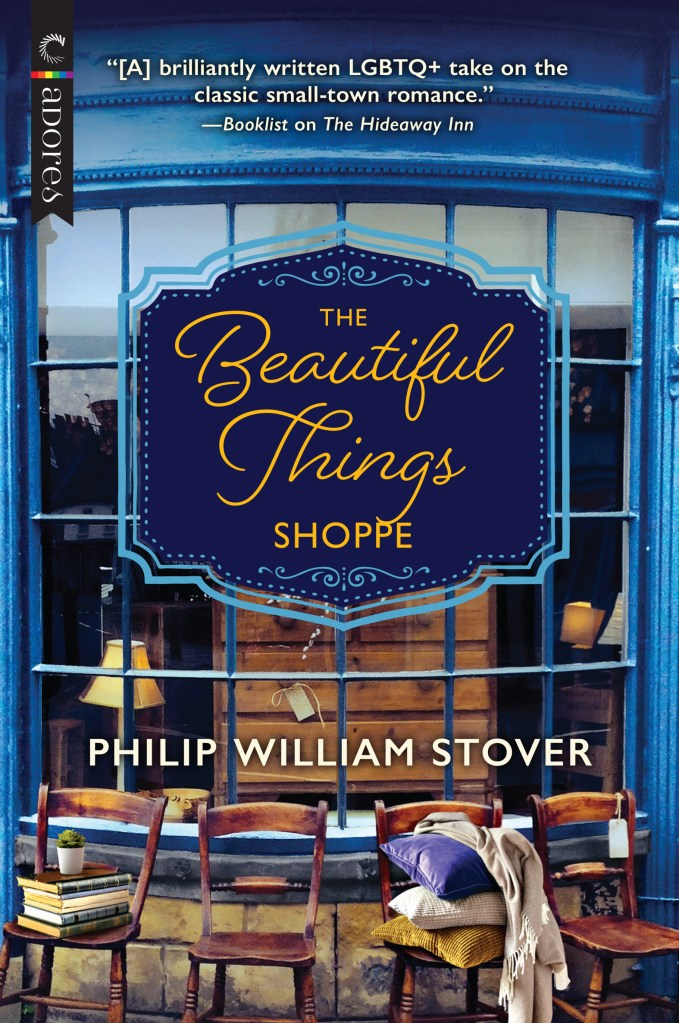Book Cover: The Beautiful Things Shoppe