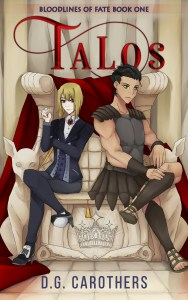 Book Cover: Talos