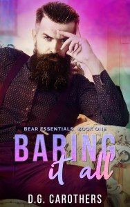 Book Cover: Baring It All