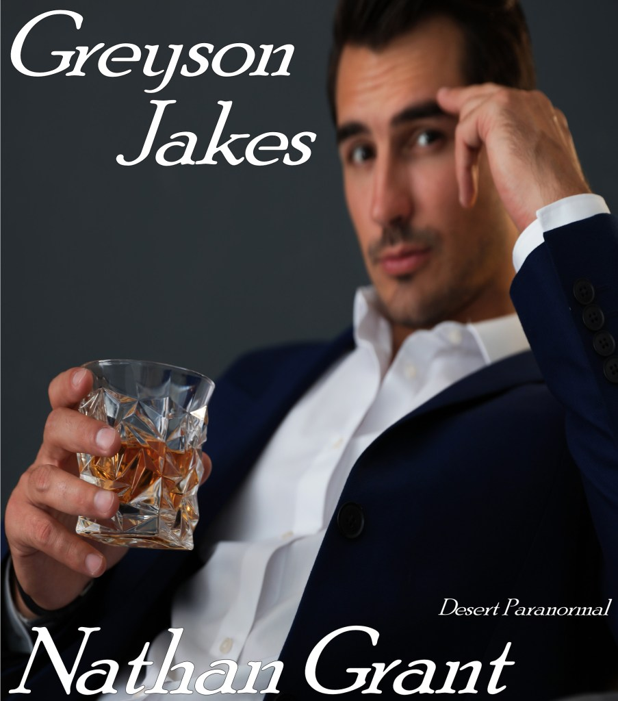 Book Cover: Greyson Jakes