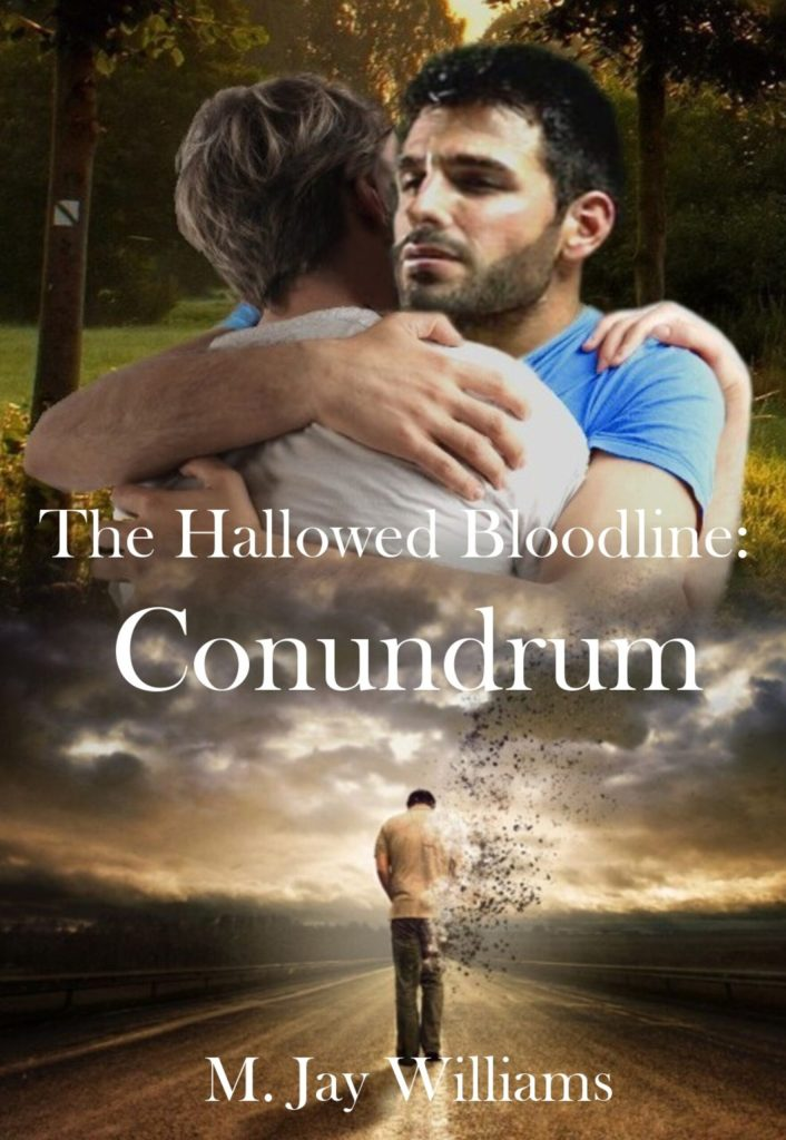Book Cover: The Hallowed Bloodline: Conundrum