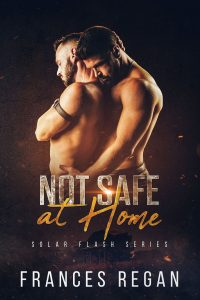 Book Cover: Not Safe at Home