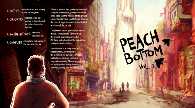 Guest Post: On <em>Peach Bottom</em> and Speculative Fiction, by Jackie Snax