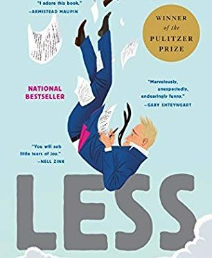 Backlist Book of the Month: <i>Less</i> by Andrew Sean Greer