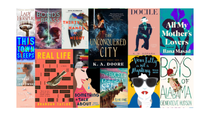 2020 LGBTQAP Adult Fiction Preview: January-June