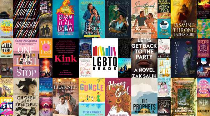 Most Anticipated Adult LGBTQIAP Fiction: January-June 2021