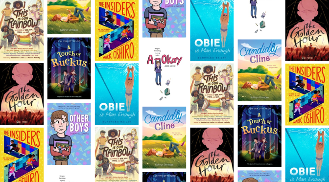 Most Anticipated LGBTQA Middle Grade: July-December 2021