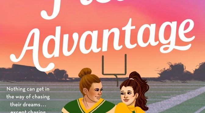 Exclusive Cover Reveal: <em>Home Field Advantage</em> by Dahlia Adler
