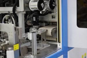 自動化全程智能化作業生產太陽能電池組件