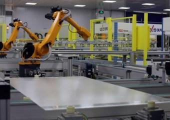 自動化全程智能化作業生產線