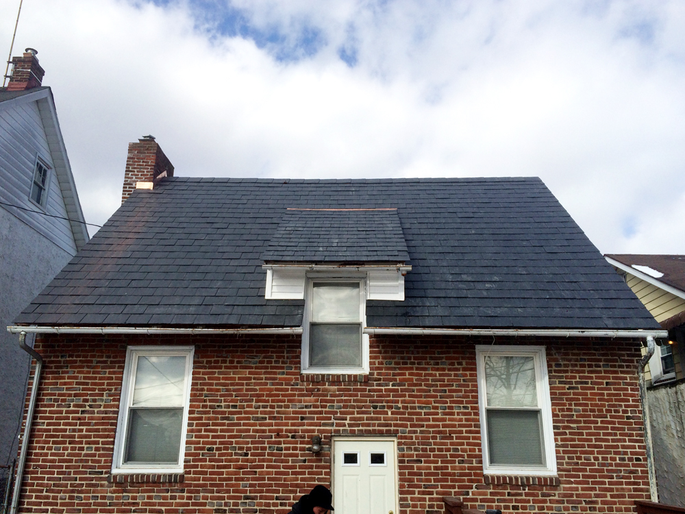 Slate Roofing Installation, New Hope PA 18938