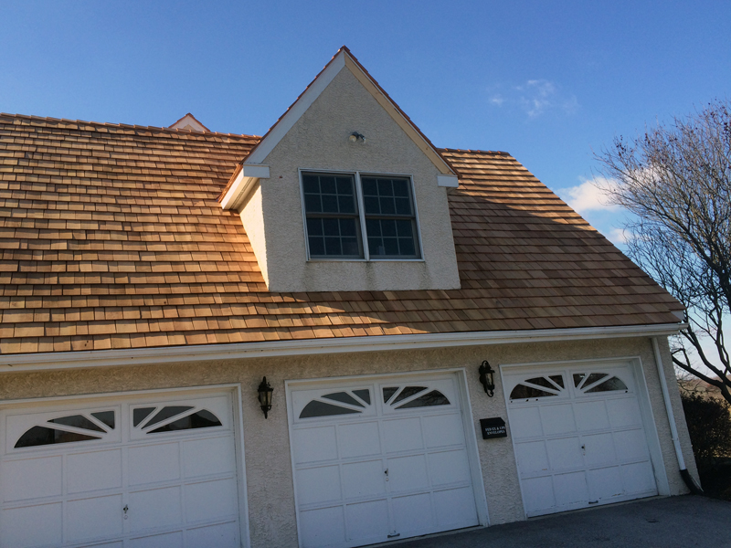 Cedar Shake Roofing Installation, West Chester PA 19380