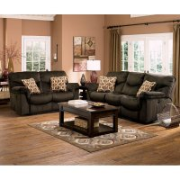 Motivation - Chocolate Reclining Living Room Set Signature ...