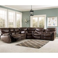 Frontier - Canyon Reclining Sectional Signature Design by ...