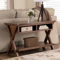 Burkesville Console Sofa Table Signature Design by Ashley