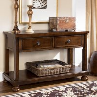 Porter Sofa Table/ Media Console Signature Design by ...