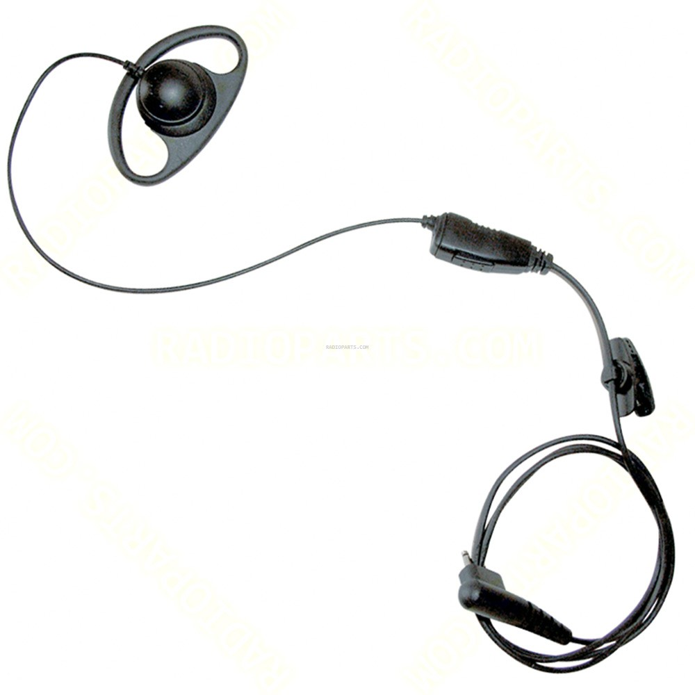 Motorola 56517 Earpiece with In-line Microphone and Push