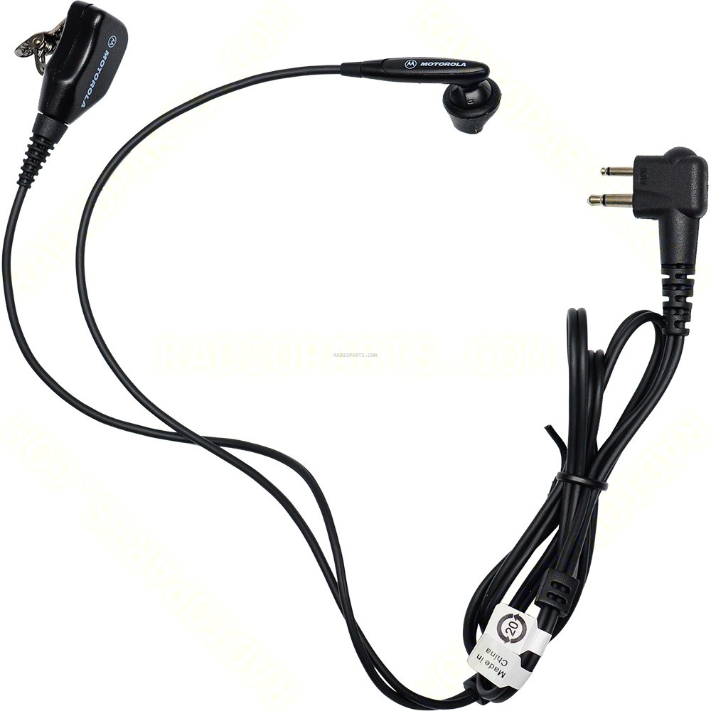 Motorola PMLN6533 Earbud Style Earpiece with PTT