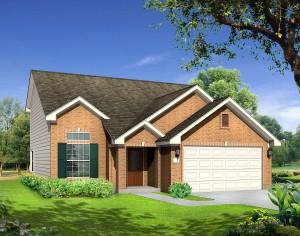 LGI Homes introduces the San Marcos Floor Plan at Deer Creek in Fort