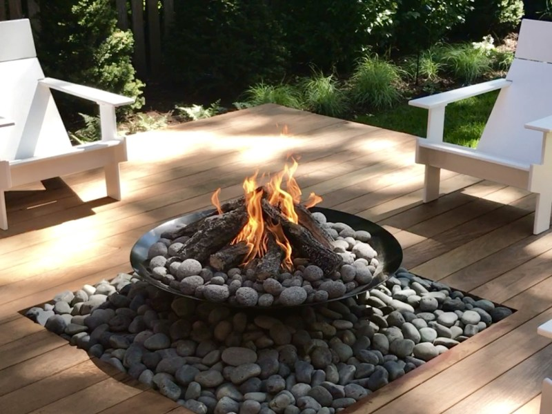 Springing for Fire Pits !